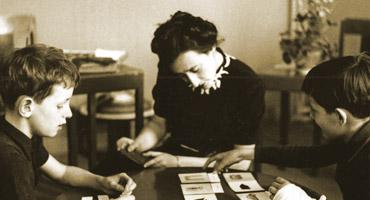 Vår pedagogik; Maria Montessori